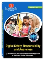 Digital Safety, Responsibility and Awareness: Grade 3-5 DVD