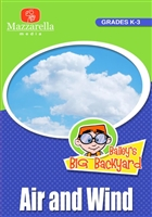 Bailey's Big Backyard: Air and Wind DVD