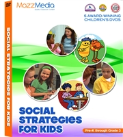 Social Strategies For Kids DVD