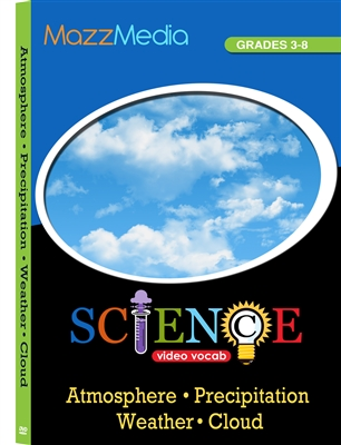 Atmosphere, Precipitation, Weather, Cloud DVD