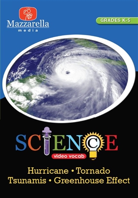 Hurricane, Tornado, Tsunamis, Greenhouse Effect DVD