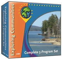Exploring Communitities DVD Series (5 Pack)