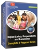 Digital Safety and Responsibility 3 DVD Series