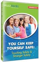 You Can Keep Yourself Safe: Touching Safety & Stranger Touching DVD