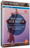Just the Facts: Exploring Our Nation: Rights of the Accused in America DVD