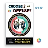 Kelsos Choice 4-5 Banner (Portrait Orientation)