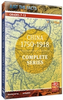 Just the Facts: China 1750-1918 Series DVDs