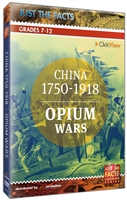 Just the Facts: Opium Wars DVD