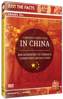Just the Facts: Background to Chinas Communist Revolution DVD