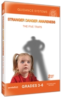 Stranger Danger Awareness: The 5 Traps DVD