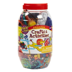 Big Bucket Crafts and Activities Barrel
