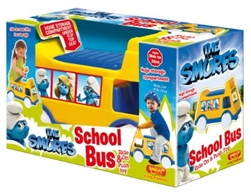 Amloid The Smurfs School Bus