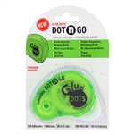 Glue Dots Removable Dot N' Go Dispenser