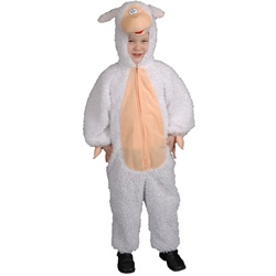 Lamb Kids Costume