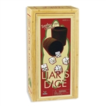 Cardinal Games Liars Dice Wood Retro Game