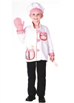 Fire Fighter Role Play Dress Up Set
