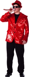 Adult Red Blazer