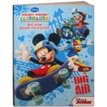 Mickey Mouse Big Air Coloring Book