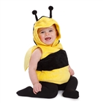 Fuzzy Little Bee Costume