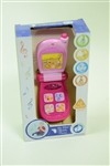 Baby Girl My First Flip Phone Toy Pink