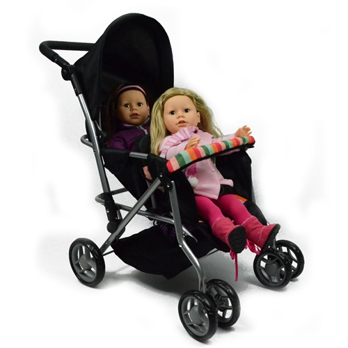 The New York Doll Collection Twin Stroller - Shop Toys4usa for the ...