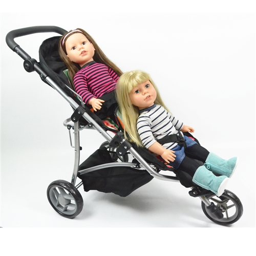 The New York Doll Collection Twin Jogging Stroller - Shop Toys4usa ...