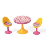 Table for Two Groovy Girls Minis Accessories