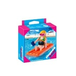 Playmobil Woman w Float