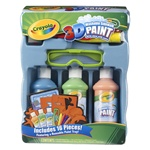 Crayola 3D Deluxe Sidewalk Paint Tray