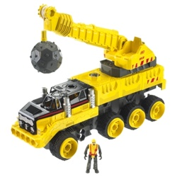 Matchbox  Buildable Wrecking Squad