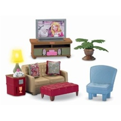 Fisher Price Living Room