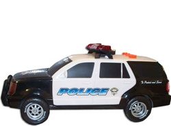 Lights and Sound Police Car