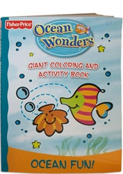 Giant Coloring and Activity Book