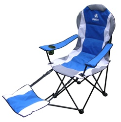 Camping Chair W/ Footrest
