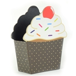 Cupcake Shaped Gift Baskets
