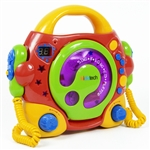 Kidstech Sing Along CD Player