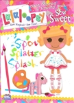 Lalaloopsy Giant Coloring & Activity Book ~ Sew Sweet