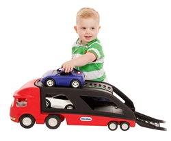 Little Tikes Car Carrier - Red
