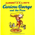 Curious George and the Pizza Story Book