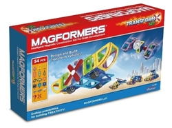 Magformers Transform Set 54 Pieces