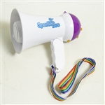 Sports Pro Professional 10W Megaphone/bullhorn with Siren and Handheld Mic