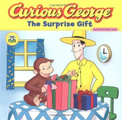 Curious George The Surprise Gift Story Book