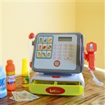 Kidstech Modern Supermarket Multi Functional Kids Pretend Play Cash Register