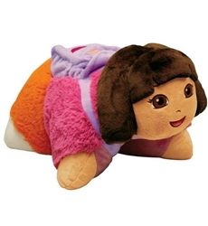 "Pillow Pets 11"" Pee Wees - Dora the Explorer"