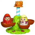 Playskool Weebles Playset