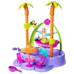 Polly Pocket Tropical Splash Adventure Play Set