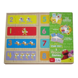 sesame street kids game