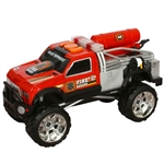 Road Rippers Heavy Duty Rush & Rescue Fire Truck