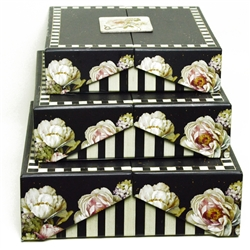 Striped Gift Boxes