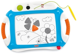 Doodle Pro® Classic Doodler with 2 Stampers (Blue)